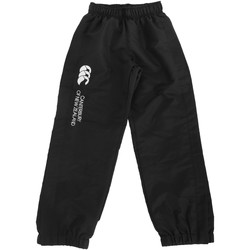 vaatteet Lapset Verryttelyhousut Canterbury CN251B Black