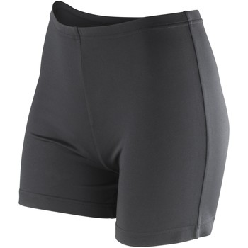 vaatteet Naiset Shortsit / Bermuda-shortsit Spiro Softex Black
