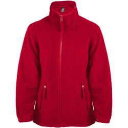vaatteet Lapset Fleecet Sols North Red