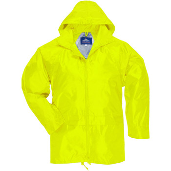 vaatteet Miehet Tuulitakit Portwest PW166 Yellow