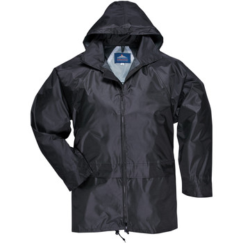 vaatteet Miehet Tuulitakit Portwest PW166 Black