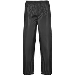 vaatteet Miehet Verryttelyhousut Portwest PW167 Black