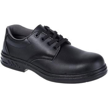 kengät Miehet Derby-kengät Portwest PW300 Black