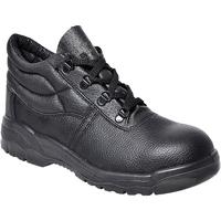 kengät Miehet Turvakenkä Portwest PW302 Black