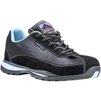 kengät Naiset Matalavartiset tennarit Portwest PW310 Black