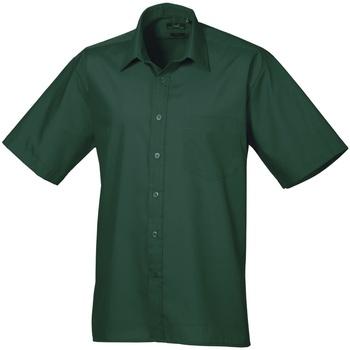 vaatteet Miehet Lyhythihainen paitapusero Premier PR202 Bottle