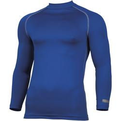 vaatteet Miehet T-paidat pitkillä hihoilla Rhino RH001 Royal