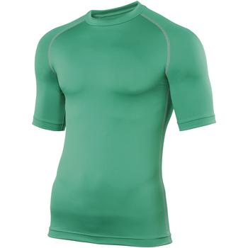 vaatteet Miehet Lyhythihainen t-paita Rhino RH002 Green