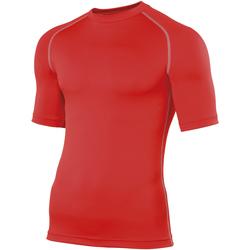 vaatteet Miehet Lyhythihainen t-paita Rhino RH002 Red