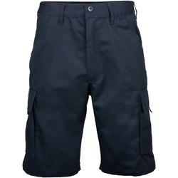 vaatteet Miehet Shortsit / Bermuda-shortsit Rty Workwear RT031 Navy