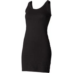 vaatteet Naiset Lyhyt mekko Skinni Fit SK104 Black