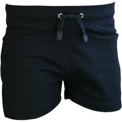 vaatteet Pojat Shortsit / Bermuda-shortsit Skinni Fit SM062 Black