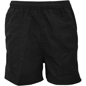 vaatteet Miehet Shortsit / Bermuda-shortsit Tombo Teamsport TL080 Black