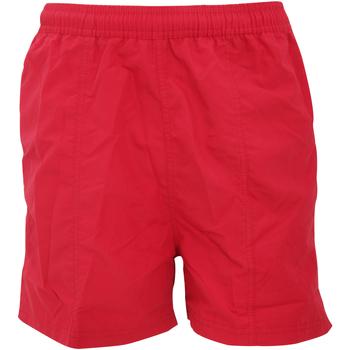 vaatteet Miehet Shortsit / Bermuda-shortsit Tombo Teamsport TL080 Red