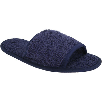 kengät Tossut Towel City TC064 Navy