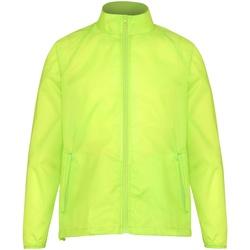 vaatteet Miehet Tuulitakit 2786 TS010 Yellow