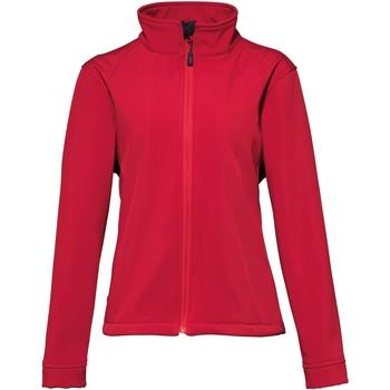 vaatteet Naiset Fleecet 2786 TS12F Red