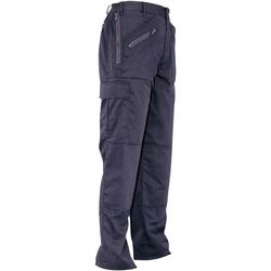 vaatteet Naiset Verryttelyhousut Portwest PW108 Navy