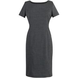 vaatteet Naiset Lyhyt mekko Brook Taverner Teramo Charcoal
