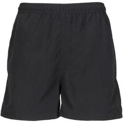 vaatteet Miehet Shortsit / Bermuda-shortsit Tombo Teamsport TL800 Black