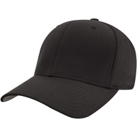 Asusteet / tarvikkeet Lippalakit Yupoong FF6277 Black