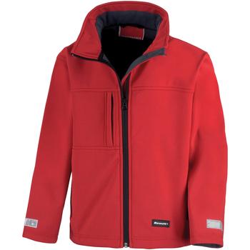 vaatteet Pojat Pusakka Result R121X Red