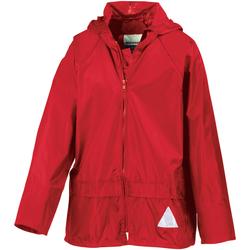 vaatteet Pojat Verryttelypuvut Result RE95J Red