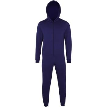 vaatteet Lapset pyjamat / yöpaidat Colortone CC01J Navy