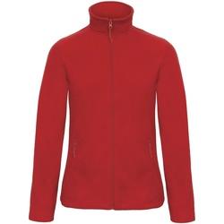vaatteet Naiset Fleecet B And C FWI51 Red