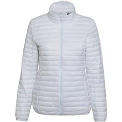vaatteet Naiset Toppatakki 2786 TS18F White