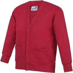 vaatteet Lapset Neuleet / Villatakit Awdis Academy Red