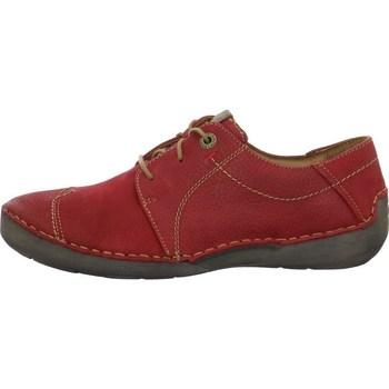 kengät Naiset Matalavartiset tennarit Josef Seibel Fergey 20 Punainen,Kirsikanpunaiset