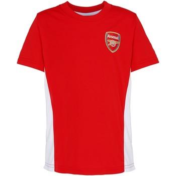vaatteet Lapset Lyhythihainen t-paita Arsenal Fc OF301 Red