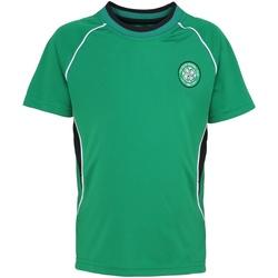 vaatteet Lapset Lyhythihainen t-paita Celtic Fc OF801 Green