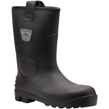 kengät Miehet Turvakenkä Portwest PW331 Black