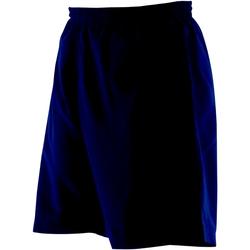 vaatteet Miehet Shortsit / Bermuda-shortsit Finden & Hales LV830 Navy
