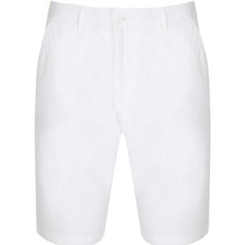vaatteet Naiset Shortsit / Bermuda-shortsit Front Row FR606 White