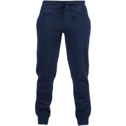 vaatteet Lapset Verryttelyhousut Skinni Fit SM425 Navy