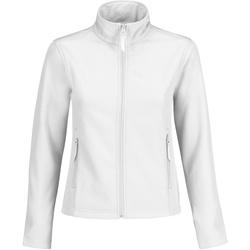 vaatteet Naiset Fleecet B And C JWI63 White