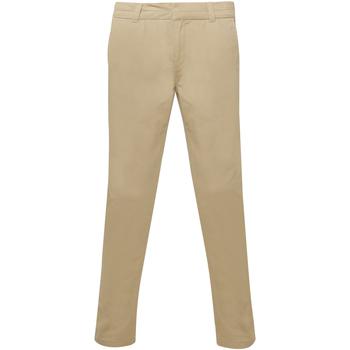 vaatteet Naiset Chino-housut / Porkkanahousut Asquith & Fox Chino Khaki