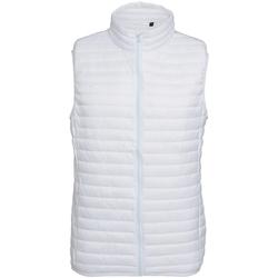 vaatteet Miehet Toppatakki 2786 Fineline White