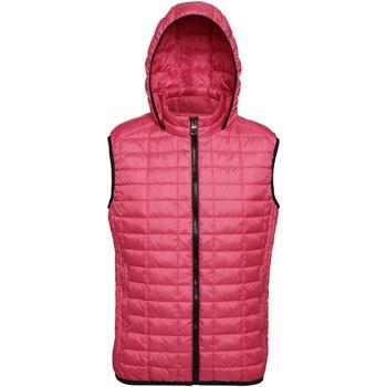vaatteet Miehet Toppatakki 2786 Honeycomb Red