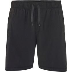 vaatteet Miehet Shortsit / Bermuda-shortsit Comfy Co Lounge Black