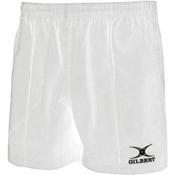 vaatteet Miehet Shortsit / Bermuda-shortsit Gilbert GI002 White