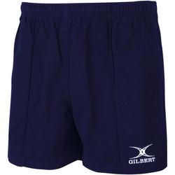 vaatteet Lapset Shortsit / Bermuda-shortsit Gilbert GI02J Navy