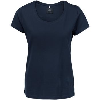 vaatteet Naiset Lyhythihainen t-paita Nimbus NB72F Navy