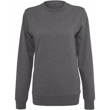 vaatteet Naiset Svetari Build Your Brand BY025 Charcoal