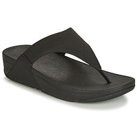 kengät Naiset Varvassandaalit FitFlop LULU SHIMMERLUX Black