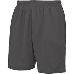 vaatteet Miehet Shortsit / Bermuda-shortsit Just Cool JC080 Charcoal