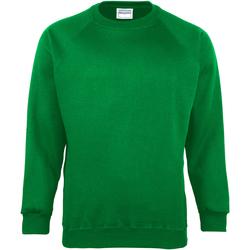 vaatteet Lapset Svetari Maddins MD01B Emerald